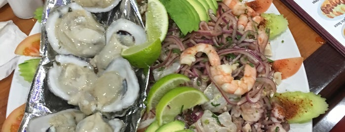 The 15 Best Places For A Ceviche In San Antonio