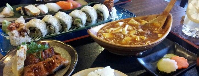 Kiraku Japanese Cuisine is one of Must-visit Food in Cyberjaya.