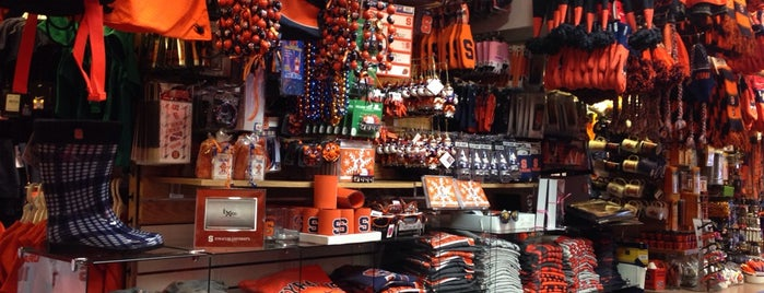 Manny's is one of NYC Syracuse UNI.