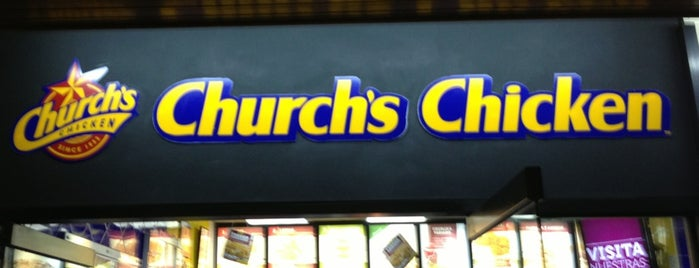 Church's Chicken is one of Lugares Conocidos Caracas.