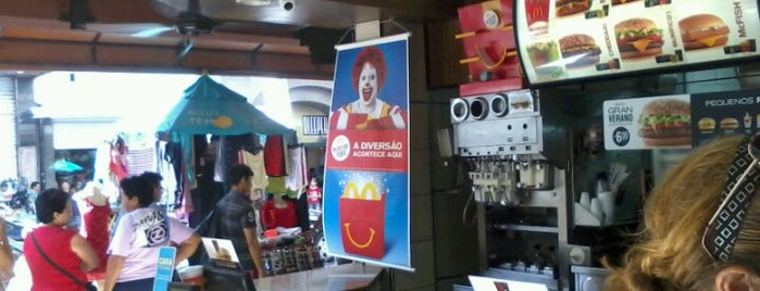 McDonald's is one of Top 10 favorites places in Fortaleza, Brasil.
