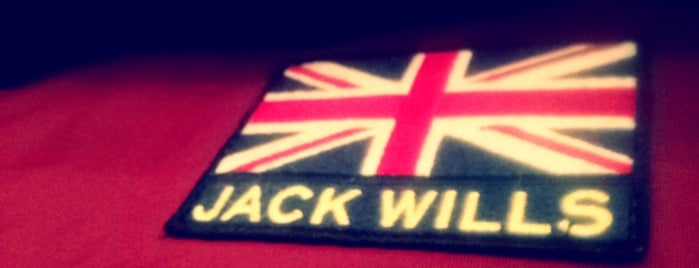 Jack Wills is one of Shopping London.