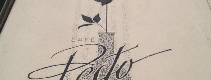 Cafe Pesto is one of Big Island Eats.