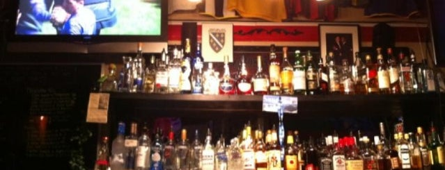 4-4-2 Soccer Bar is one of FAVORITE 5 SPORTS BARS IN PDX (2011).