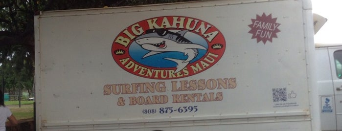 Big Kahuna Adventures is one of Maui Places of Interest.