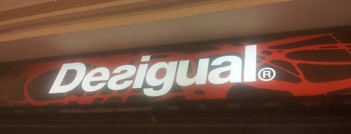 Desigual Gran Via 2 is one of Desigual stores Barcelona.