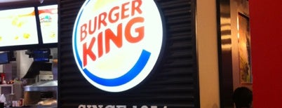 Burger King is one of jihan.