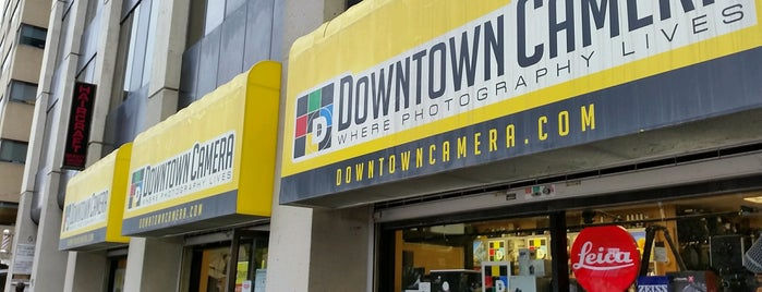 Downtown Camera is one of Cosas por hacer en Toronto.