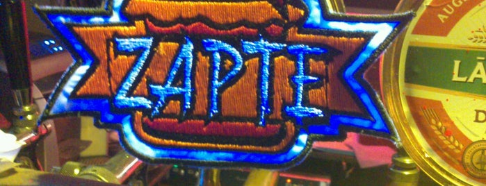 Zapte is one of Bars and Pubs in Riga.