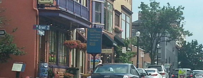 Historic Downtown Lancaster is one of Lancaster.