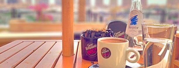 Caffè Vergnano is one of My Doha..