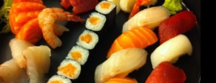 Sushiko is one of 100 Very Best Restaurants - 2012.