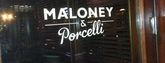 Maloney & Porcelli is one of test.