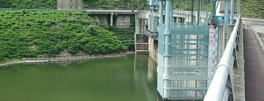 大川ダム is one of 外遊びするなら.
