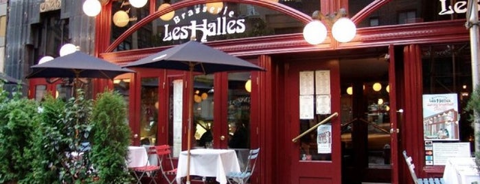 Les Halles is one of Flatiron Schmancy Sitdown Lunches.