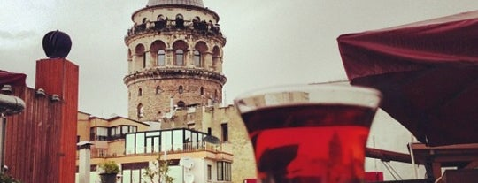 Galata Konak Cafe & Restaurant is one of The places I love in Türkiye.
