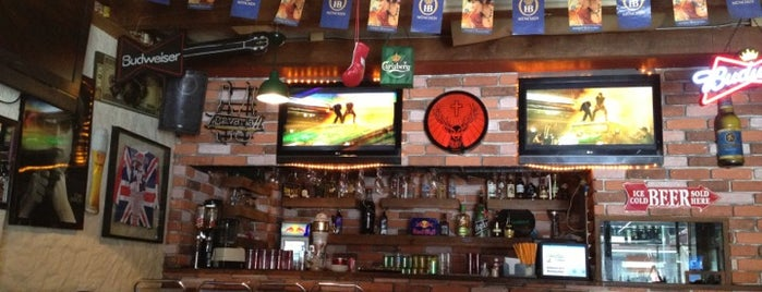 Nabucco's Pub Grill is one of bars.