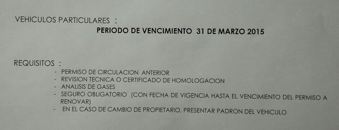 Dirección de Tránsito is one of #Coronel.