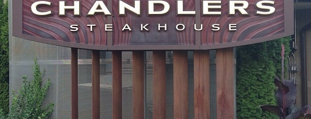 Chandlers is one of Dining.