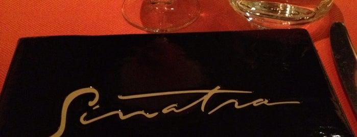 Sinatra is one of @MJVegas, Vegas Life Top 100.