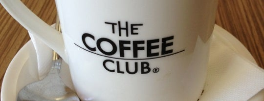 The Coffee Club is one of Best Cafes in Brisbane.