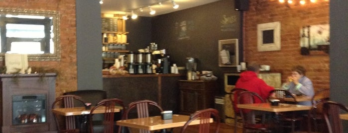 Cafe One Eight is one of Lancaster.