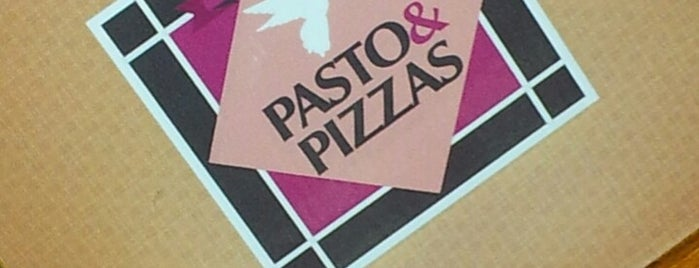 Pasto & Pizzas is one of Wi-fi grátis.