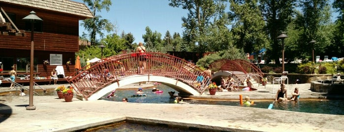 Old Town Hot Springs is one of Colorado Tourism.