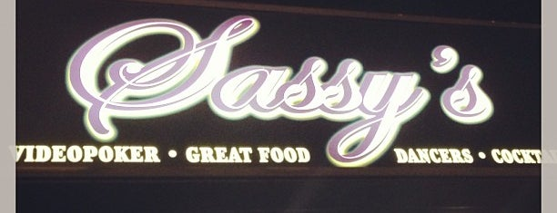 Sassy's Bar and Grill is one of Beers, Boobs, & Burritos.