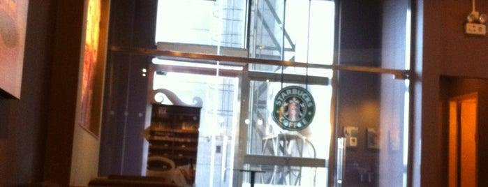 Starbucks 星巴克 is one of Starbucks in Beijing.