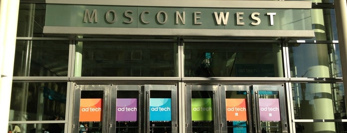 Moscone West is one of Duncan.