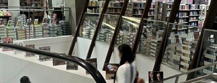 Powerbooks is one of Must-visit Bookstores in Makati City.