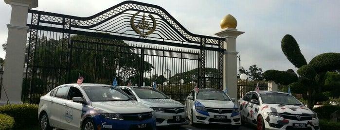 Istana Iskandariah is one of My Favorite Places.