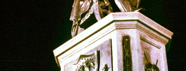 Abraham Lincoln is one of Public Art in Philadelphia (Volume 1).