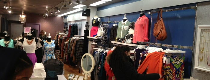 LIT Boutique is one of Three Jane's Guide to Boston.