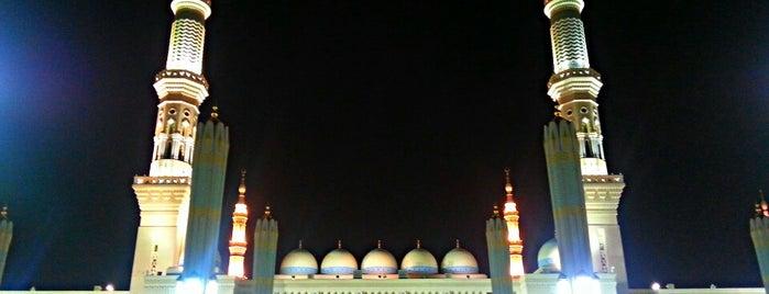 Al-Masjid Al-Nabawi | المسجد النبوي is one of Madinah.