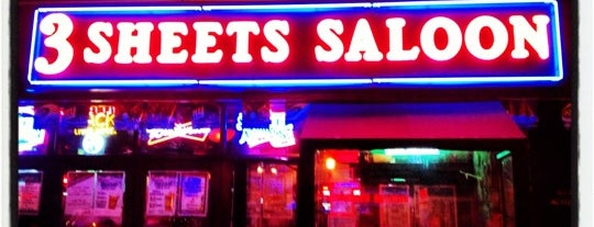 3 Sheets Saloon is one of Must-visit Bars in New York.