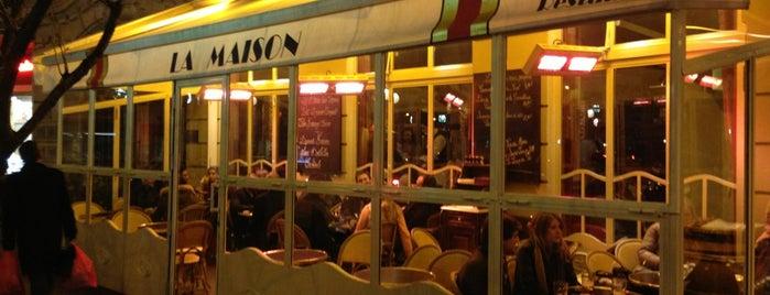 La Maison is one of Tops Restos Paris.