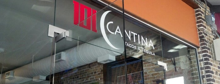 101 Cantina is one of Gainesville.