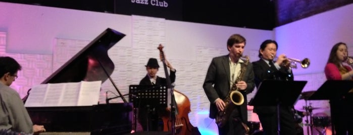 Somethin' Jazz Club is one of The Best Jazz in NYC.
