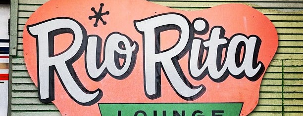 Rio Rita is one of Clubs, Pubs & Nightlife in ATX.
