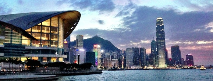 Star Ferry Pier (Tsim Sha Tsui) is one of Places I've been to....