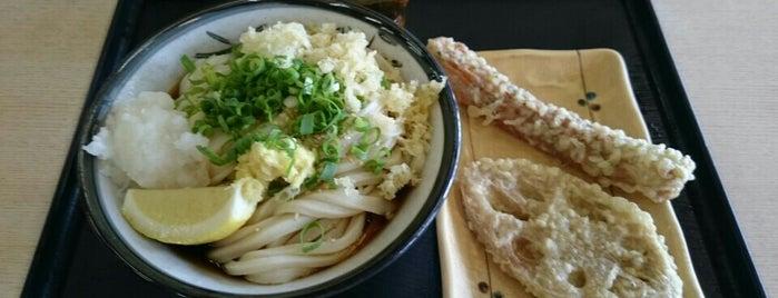 こんぴらや 川東店 is one of めざせ全店制覇~さぬきうどん生活~ Category:Ramen or Noodle House.