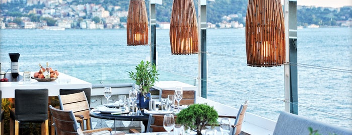 Banyan Restaurant is one of Best Food, Beverage & Dessert in İstanbul.