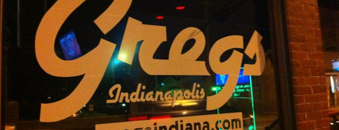 Greg's (Our Place) is one of Indy's Best Gay Nightlife Spots.