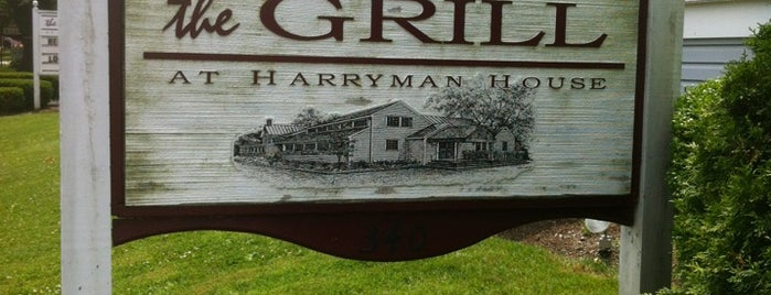 The Grill At Harryman House is one of My Favorite Restaurants.