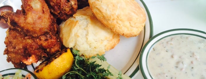 Burnside Biscuits is one of NYC Eats To Try.