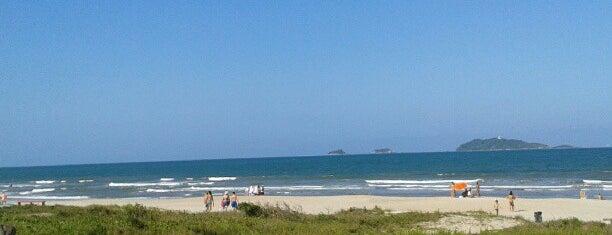 Praia de Ubatuba is one of Top places.