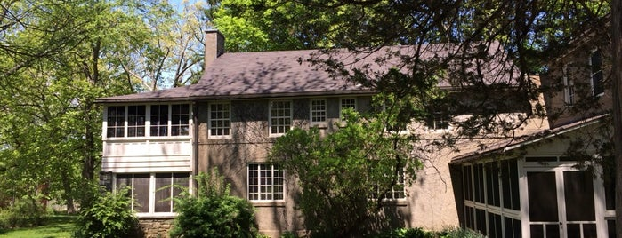 Eleanor Roosevelt National Historic Site is one of National Parks.