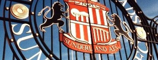Stadium of Light is one of Stadiums.